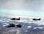 AD-4 Skyraiders of VF-54 in flight c1953.jpg