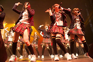 "2010 in Japanese music - AKB48's ""Ponytail to Chouchou"" becomes the biggest female idol single since 2000."