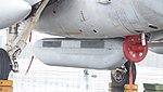ALQ-99F TJS mounted on U.S. Marine Corps EA-6B Prowler(163046) of VMAQ-2 right front view at MCAS Iwakuni May 3, 2015.jpg