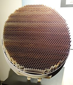 AN-APG-81 Antenna, 2005 - National Electronics Museum - DSC00393.JPG