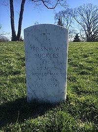 ANCExplorer Frank Buckles grave.jpg