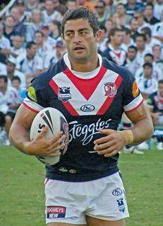 Anthony Minichiello Australian rugby league footballer