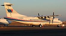 西风航空280号班机空难