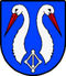 Historical coat of arms of Oberstorcha