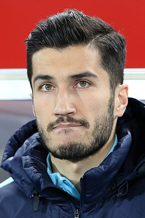 Nuri Şahin - Şahin with Turkey in 2016