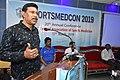 A Coach Talks on Sudden Death in Sports - SPORTSMEDCON 2019 - SSKM Hospital - Kolkata 2019-03-17 3937.JPG
