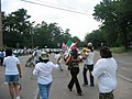 A Day Without Immigrants - Crossing Memorial Dr..jpg