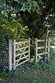 A kissing gate Quendon Essex England.jpg