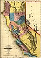 A new map of the gold region in California. LOC 98687170.jpg
