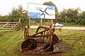 Abandoned farm implement by A38. - geograph.org.uk - 1053135.jpg