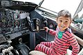 Abbotsford Airshow Cockpit Photo Booth ~ 2016 (28957225791).jpg