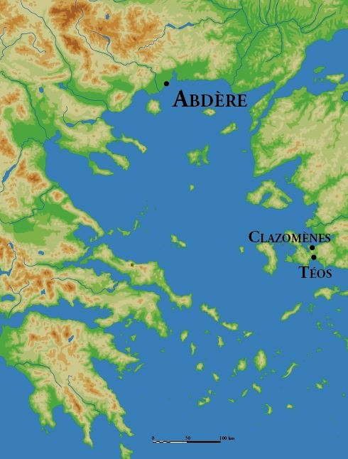 Abdera location