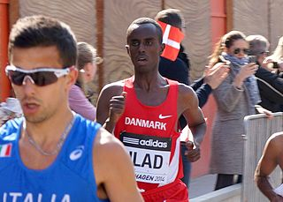 Abdi Hakin Ulad Danish athletics competitor