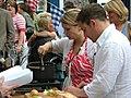 Abergavenny Food Festival - geograph.org.uk - 1513271.jpg