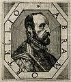 Abraham Ortelius. Line engraving, 1666. Wellcome V0004377.jpg