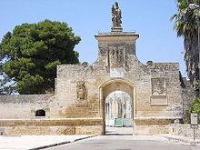 Porta d'accesso al borgo