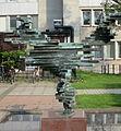 Accumulage av Arne Jones, skulptur i Malmö.jpg