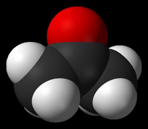 Acetone-3D-vdW