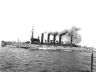 USS <i>Colorado</i> (ACR-7) Pennsylvania-class cruiser