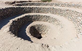 Nazca - Underground Cantalloc Aqueducts