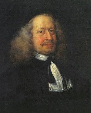 Adam Olearius - Adam Olearius by Jürgen Ovens