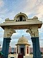 Adi Shankara temple Kanyakumari Tamil Nadu India.jpg