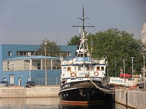 Admiral Bow 8 July 2012 Tallinn.JPG