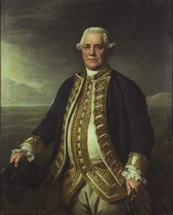 Admiral Richard Edwards, d.1794