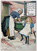 Advert for 'Sunlight' laundry soap Wellcome L0030372.jpg