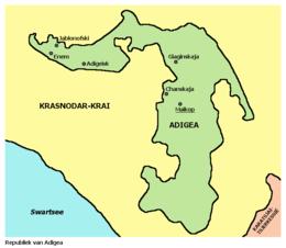 Deelgebied van rusland). dit word heeltemal omring deur die