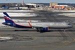 Aeroflot, VP-BKJ, Airbus A321-211 (40451550484).jpg