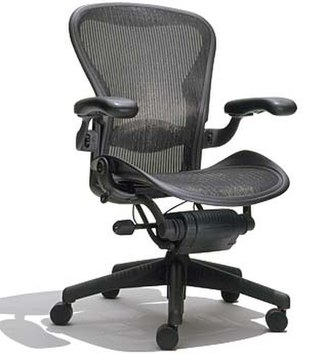 Herman Miller (manufacturer) - The Aeron chair