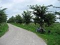 Afgebrande Hoef - Markdijk, Zevenbergen, North Brabant, Netherlands - panoramio.jpg
