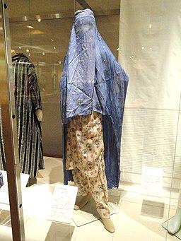 Afghanistan, woman's costume, 1970s-1980s - Bunka Gakuen Costume Museum - DSC05314