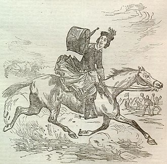 Agent 355 - Agent 355, as depicted in an 1863 issue of Harper's Weekly