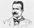 Agent de police Nicolas HOFFELT de la police de Schaerbeek - Blessé grave lors d'émeutes en 1902.png