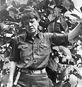 Agnes Smedley - Agnes Smedley, 1939