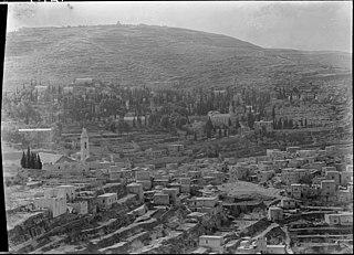 Ein Karem Village in Jerusalem