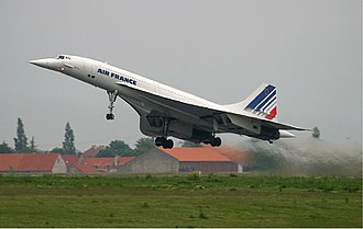 Air France - Air France Concorde at CDG Airport in 2003