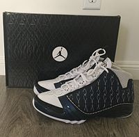 online retailer b1da6 ac543 Nike Air Jordan XX3, (Wizards Colorway)