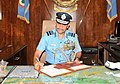 Air Marshal Richard John Duckworth took over as the AOC-in-C Central air command (cropped).jpg