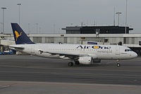 EI-DSW - A320 - Astra Airlines