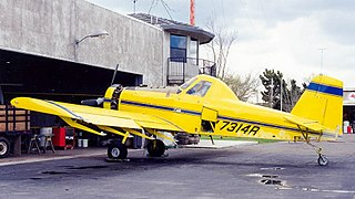 Air Tractor AT-500 family