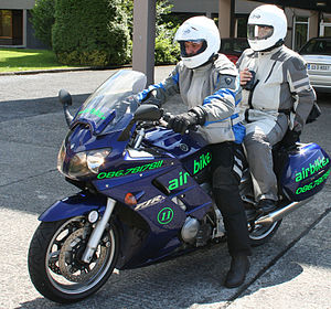 Airbike, Ireland's first motorcycle passenger ...