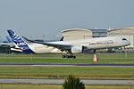 Airbus A350-900 XWB Airbus Industries (AIB) MSN 001 - F-WXWB (9276764459).jpg