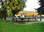 Aircraft at the Museum of Military Glory in Yaroslavl.jpg