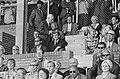Ajax tegen NAC 4-1, Piet Keizer op de tribune, Bestanddeelnr 919-4665.jpg