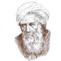 Al-Maʿarri by Khalil Gibran.png