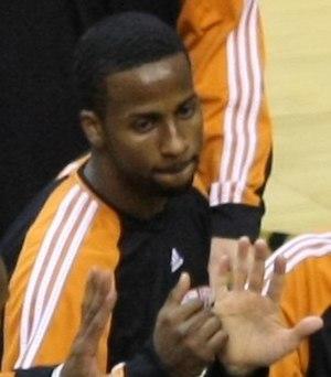 Alando Tucker - Tucker in 2009 with the Phoenix Suns.