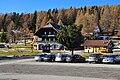 Albeck Hochrindl Parkplatz und Schischule 22112009 11.jpg